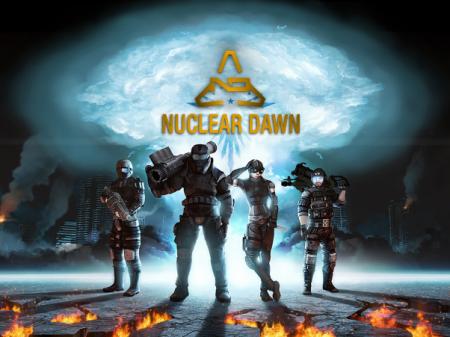 Nuclear Dawn ГеймПлей
