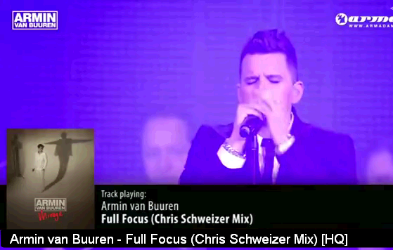 Armin van Buuren - Full Focus (Chris Schweizer Mix) [HQ]