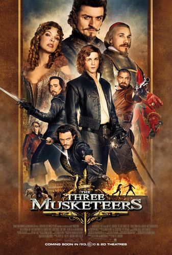 Мушкетёры / The Three Musketeers (2011)