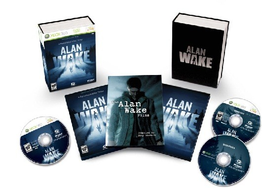 Alan Wake PC GamePlay HD 720p