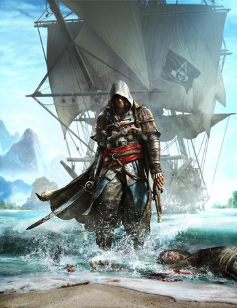 Assassin's Creed IV Black Flag PC GamePlay HD 720p