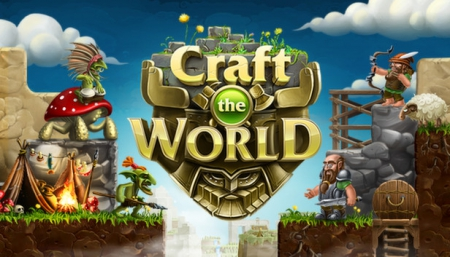 Craft The World PC GamePlay HD 1080p