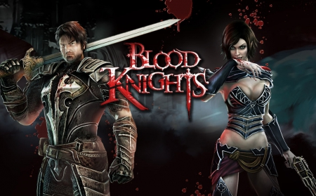 Blood Knights PC GamePlay HD 720p