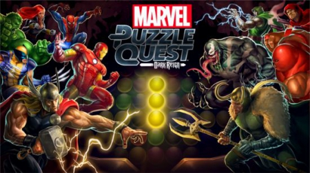 Marvel Puzzle Quest: Dark Reign PC GamePlay HD 1080p