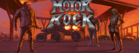 Motor Rock PC GamePlay HD 720p