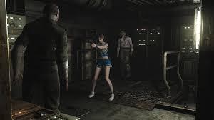 Все о Resident Evil 0